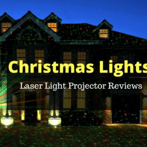 Laser Christmas Lights Projector