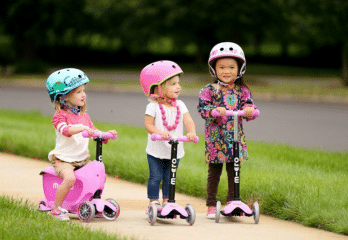 3-Wheel Scooters for Kid