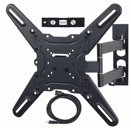 VideoSecu ML531BE TV Wall Mount for most