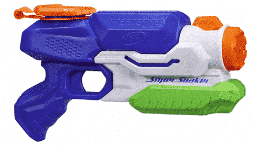 SUPERSOAKER Nerf Super Soaker Freezefire Blaster