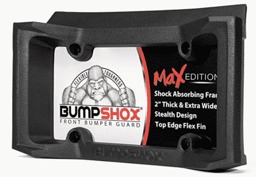 BumpShox MAX - Front Car Bumper Protection
