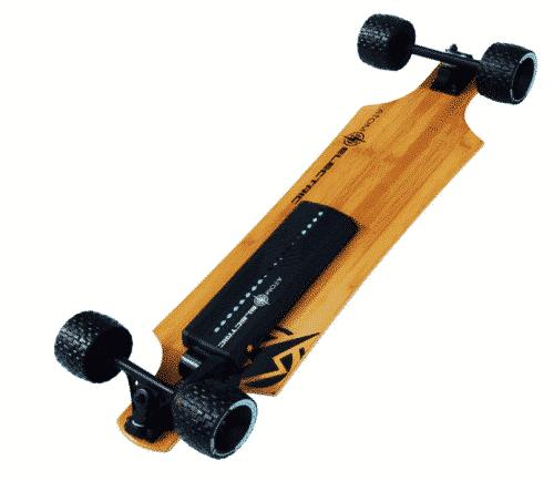 Atom Longboards Electric B10X All Terrain Longboard Skateboard