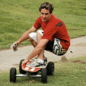 off-road skateboard