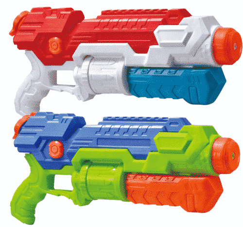JOYIN 2 Pack Super Water Blaster High Capacity Water