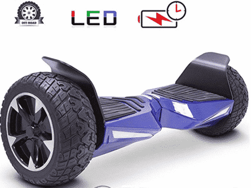 2021 Two Wheel Self Balance Scooter Off-Road Hoverboard