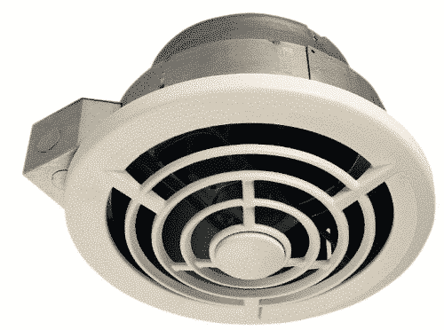Broan NuTone 8210 Ceiling Mount Utility Fan with Vertical Discharge