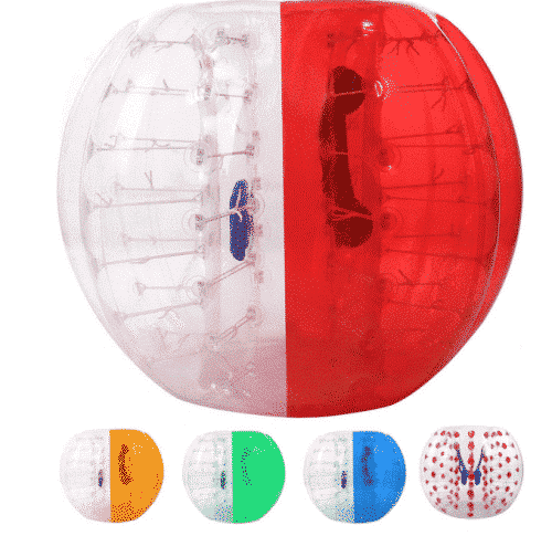 Tomasar Inflatable Bumper Ball Human Hamster Ball
