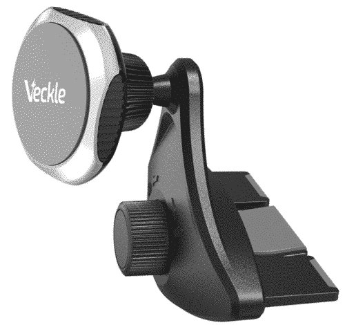 Car Phone Holder, Veckle CD Slot Magnetic Phone Car Mount Holder