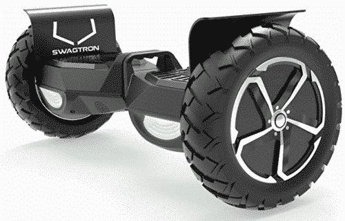 Swagtron T6 Off-Road Hoverboard - First in the World to Handle Over 380 LBS