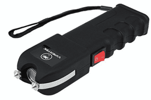 15 Billion Heavy Duty Stun Gun - Rechargeable with LED Flashlight