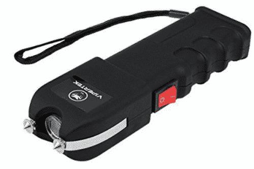15 Billion Heavy Duty Stun Gun - Rechargeable with LED Flashlight