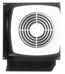 Broan 509S Through-Wall Fan with Integral Rotary Switch