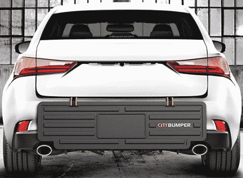 Premium Quality Rear Bumper Guard