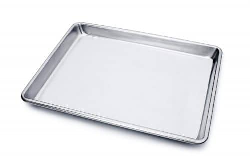 New Star Foodservice 36831 Commercial 18-Gauge Aluminum Sheet Pan