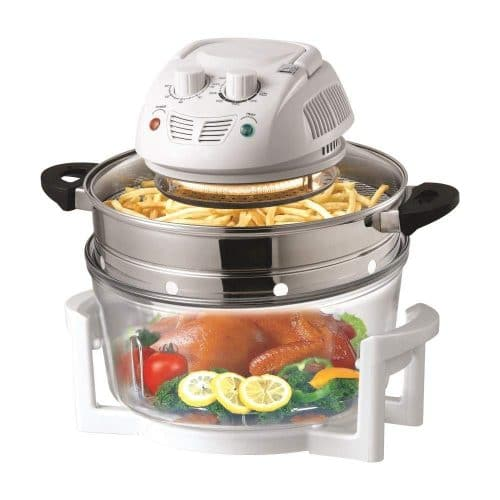 NutriChef Air Fryer, Infrared Convection Oven