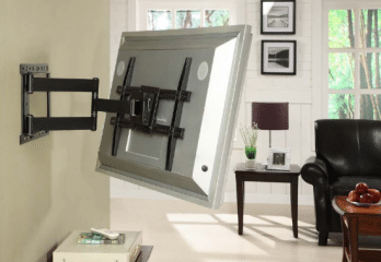 Top 10 Best Corner TV Wall Mounts in 2019 Review