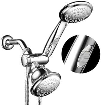 HotelSpa 1465 Fba Ultra Luxury 42 Setting Head/Handheld Shower