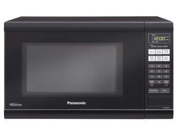 Panasonic NN-SN651B Countertop Microwave with Inverter Technology