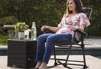 Top 10 Best Outdoor Folding Rocking Chairs Review in 2019