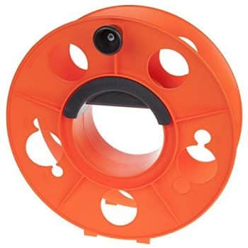 Bayco KW-130 Cord Storage Reel with Center Spin Handle