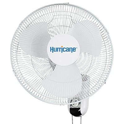 Hurricane Wall Mount Fan