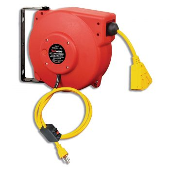 ReelWorks CR605131S3A Heavy Duty Extension Cord Reel