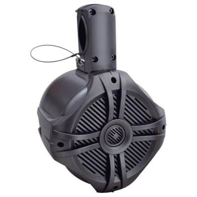 Marine-Grade 6.5 in. Wake Tower Speaker System