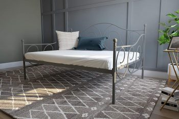 DHP Victoria Daybed Metal Frame