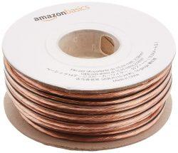 AmazonBasics 14-Gauge Speaker Wire