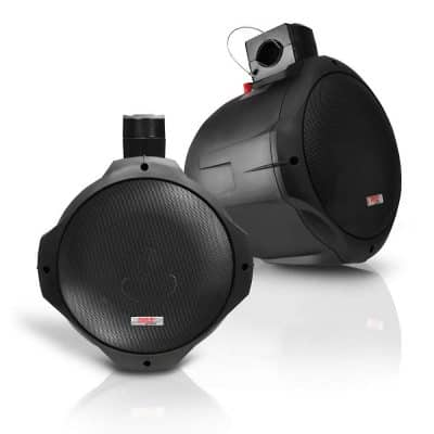 6.5 Inch Dual Marine Speakers - 2 Way IP44 Waterproof