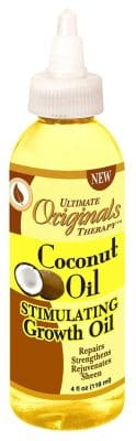 Africa's Best Ultimate Organic Coconut Oil Stimulating Growth Oil