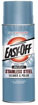 Easy Off Professional Stainless Steel Cleaner & Polish
