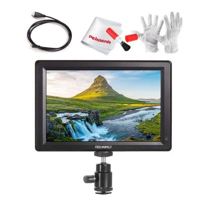 Camera Field Monitor Supports 4K
