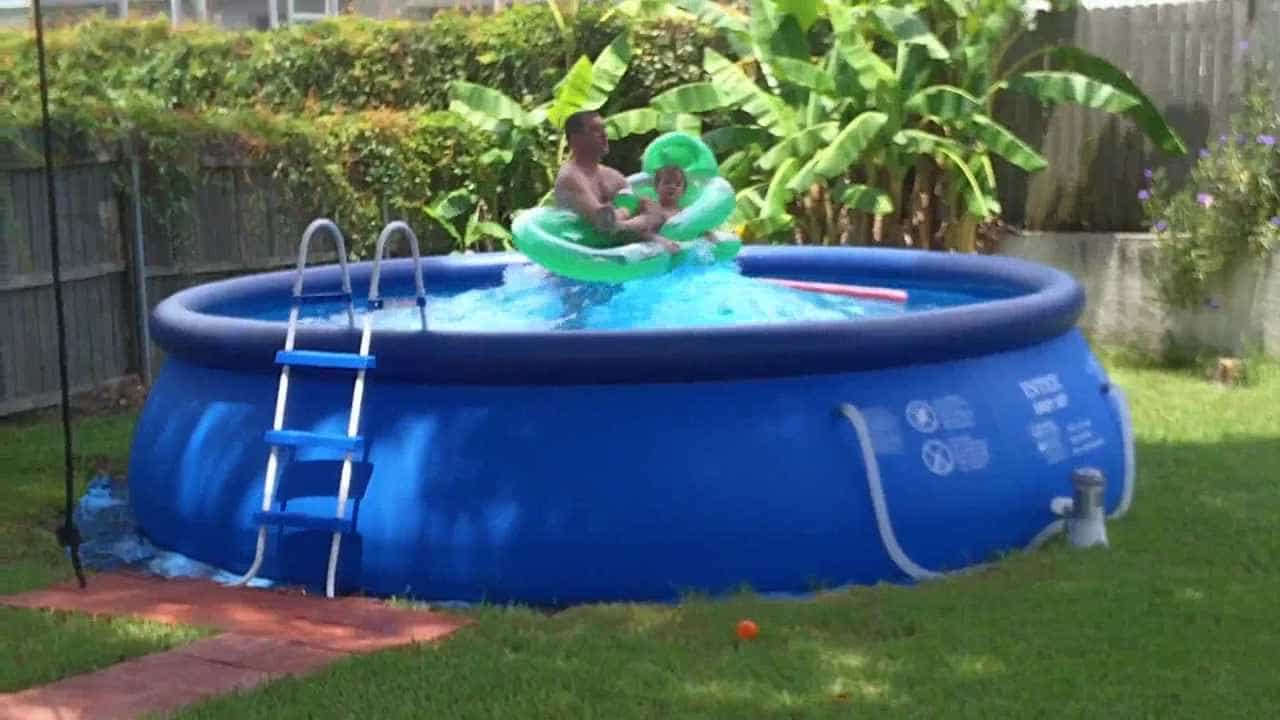 Best Inflatable Swimming Pools For Adult Reviews July 2019