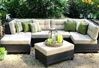 Top 10 Best Outdoor Wicker Sofa Sets in 2018 Review