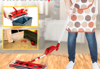 Top 10 Best Cordless Swivel Sweepers Review in 2019