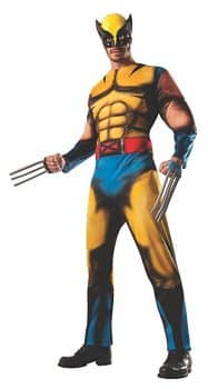 Marvel Rubie's Costume Men's Universe Deluxe Adult Wolverine Costume