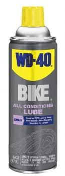 WD-40 BIKE: All-Conditions Lube