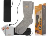 Top 10 Best Heated Socks Review in 2019