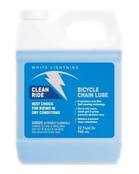White Lightning Clean Ride - Chain Lube