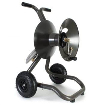 Eley / Rapid Reel Two Wheel Garden Hose Reel Cart