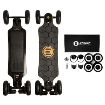 Evolve Skateboards Bamboo GTX Series Electric Skateboard