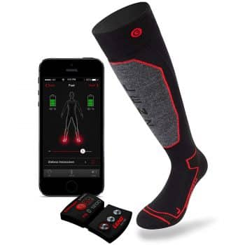 Lenz Products Unisex Set Lithium Pack rcB 1200 + Heat Sock 1.0
