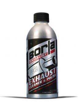 Borla 21461 Exhaust Cleaner and Polish - 8 oz.