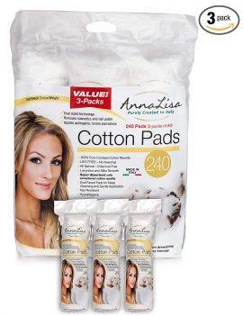Annalisa 100% pure Combed Cotton Makeup