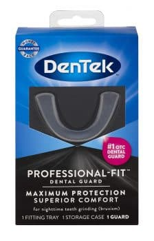 DenTek Professional-Fit Maximum Protection Dental Guard