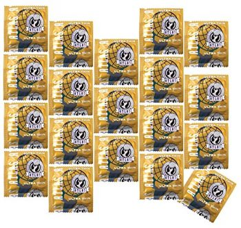 Atlas Premium Condom Ultra Thin Condoms Bulk