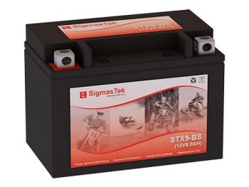 ETX9 Motorcycle Battery (Replacement)