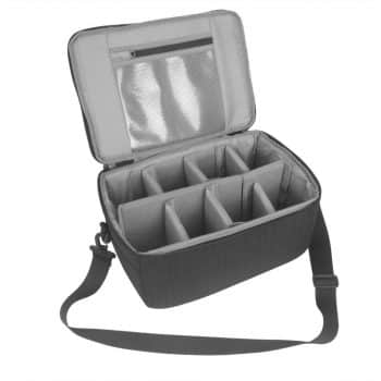 Koolertron DSLR Camera Insert Bag Purse Universal Liner