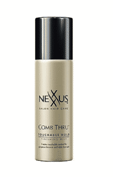 Nexxus Comb Thru Hold & Finishing Mist Spray New 1.5 Oz Travel Size